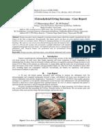 Abdominal Wall Extraskeletal Ewing Sarcoma - Case Report