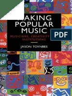 Making Popular Music Musicians,