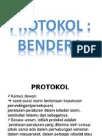 Protokol (Bendera)