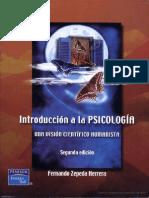 Introducción a La Psicología- Una Visión Científico Humanista Escrito Por Ann Taylor
