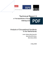 TR3 Accidents in the Netherlands