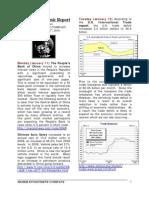 The Macroeconomic Report 1/11/2010