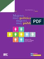 Mujeres Politicas 2014