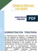 Adm Tributaria 1ra Parte -A