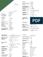 PHYSICS Equation Sheet Final
