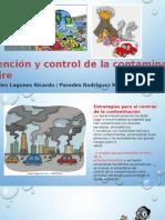 Medidas Para Combatir La Contaminación Del Aire