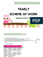 Yearly Scheme of Work y2 2015