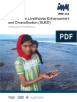 Sustainable Livelihood Enhancement and Diversification a Manual for Practitioners Issue CORALI