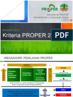 2.Kriteria Proper 2012