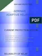 Adaptive Relaying