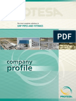 Company Profile protesa