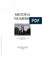 Metoda Numerik