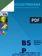 Company Profile BSP