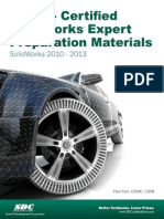 Paul Tran - Certified SolidWorks Expert Preparation Materials - 2012