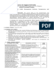Syllabus Public Management Reforms