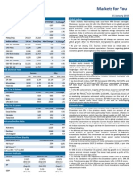 Markets for You - January 15 2015