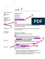 Cv PDF Marianne Perenboom