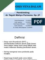 Deep vein trombosis presentasi.pptx