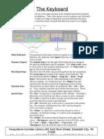 Keyboard Functions