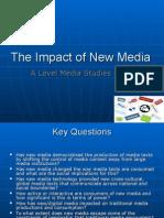 The Impact of New Media