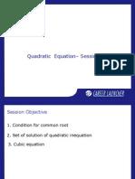 03. Quadratic Equations-3