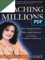 Milana Leshinsky - Coaching Millions (2007)(OCR)(With Bonuses)
