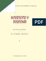 Intertexto (Vol. I)