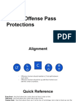 5 Wide Pass Protection