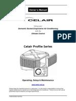 CELAIR Owner's Manual