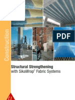 Sika-wrap Struct Strength