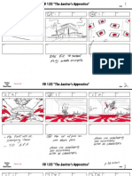 """""""The Janitor's Apprentice"""" Storyboard"""