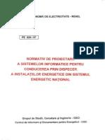Prescriptie Energetica PE 029-97
