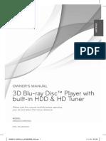 LG HR550C User Guide