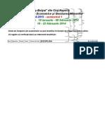 Fsega Programare Examene - Sesiunea de Iarna 2015.19122014