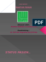 PPT Fraktur Femur