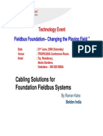 FF Cabling Solutions
