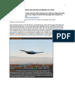 Steven Greer - CE5-CSETI - 11. Six Top-Secret Aircraft May Be Mistaken for UFOs - Popular Mechanics Magazine, March 2009