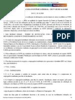 CIRCULAR CAIXA - Pedido de Exclusão GFIP Com FGTS Indevido