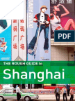 The Rough Guide to Shanghai
