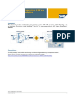 Practitioner Perspective, ERP on HANA and FI Analytics