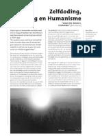Elders, Fons - Zelfdoding, Zingeving en Humanisme