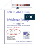 Presentation Planchers