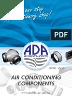 Air Diffusion Agencies Components Np