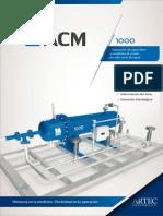 Artec Acm1000 Brochure