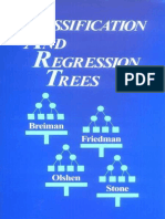 Classification and Regression Trees - Olshen, R.A