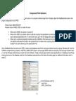 Comp Codes CADWORX