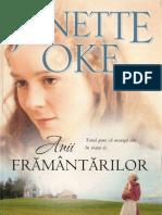 1.Anii Framantarilor-Janette Oke SERIA(Mostenirea din Prerie)