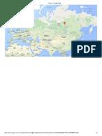 Russia Mapa