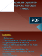 31013_Problem Oriented Medical Records