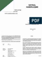 Haberleşme Sistemleri - Kocaeli Üniversitesi Sarp Ertürk Ders Notları